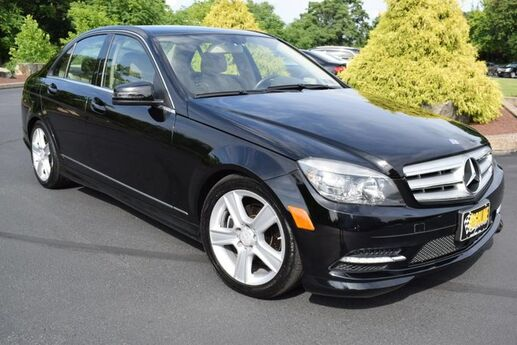 2011 Mercedes-Benz C-Class C 300 Luxury Easton PA