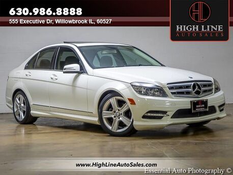 2011_Mercedes-Benz_C-Class_C 300 Luxury_ Willowbrook IL