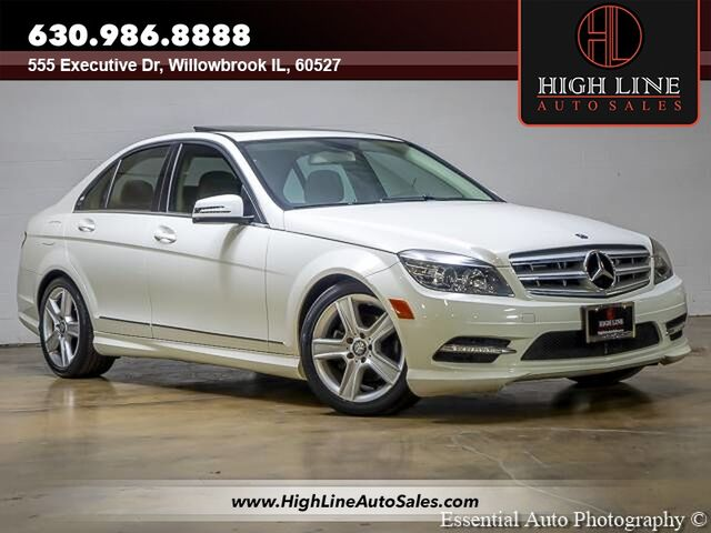 2011 Mercedes-Benz C-Class C 300 Luxury Willowbrook IL