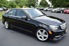 2011_Mercedes-Benz_C-Class_C 300 Sport 4Matic AWD_ Easton PA