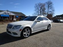 2011_Mercedes-Benz_C-Class_C 350 Sport_ Richmond VA