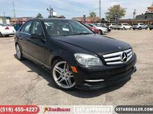 2011_Mercedes-Benz_C-Class_C350   LEATHER   NAV   ROOF_ London ON