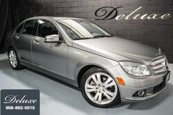 Mercedes-Benz C300 Luxury 4MATIC / Over $6500 in Options/ Heated Seats/ Navigation 2011
