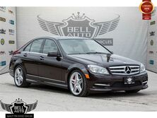 Mercedes-Benz C350 4MATIC~NAVI~AMG~BACK UP CAMERA~PANO-ROOF~LEATHER 2011