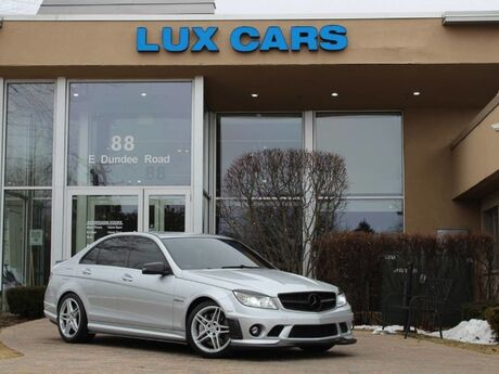 2011 Mercedes-Benz C63 AMG NAV MSRP $70,645 Buffalo Grove IL