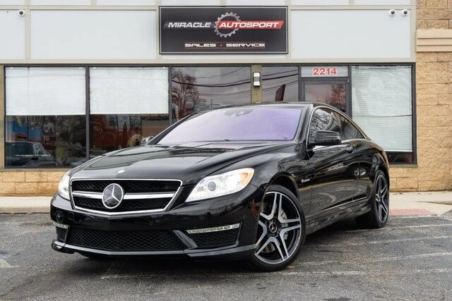 2011 Mercedes-Benz CL-Class CL 63 AMG Hamilton NJ