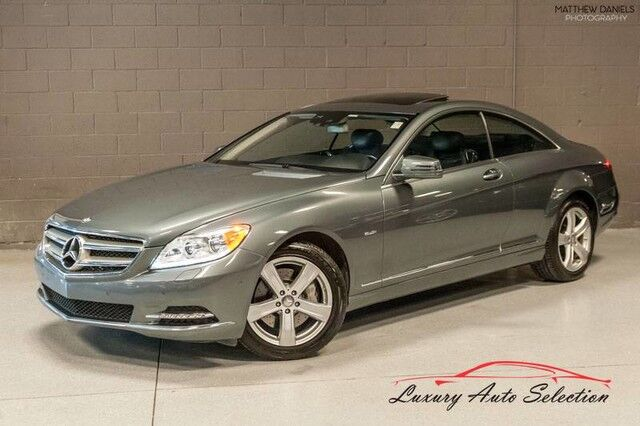 2011_Mercedes-Benz_CL550 4Matic_2dr Coupe_ Chicago IL
