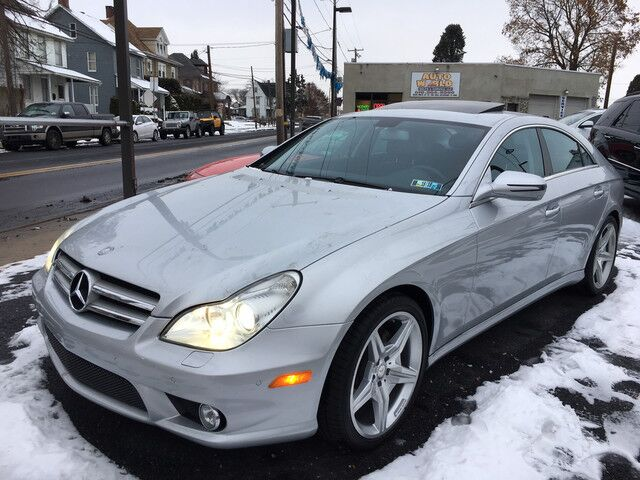 2011 Mercedes-Benz CLS-Class CLS 550 Whitehall PA