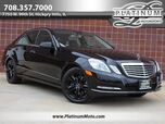 2011 Mercedes-Benz E 350 4Matic P2 Pkg Pano Navi Keyless Books Serviced