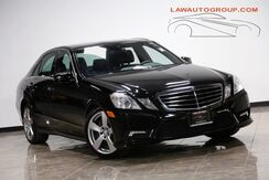 2011_Mercedes-Benz_E 350 Sport_Nav/ Heated Seats/ Sunroof_ Bensenville IL
