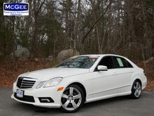 2011_Mercedes-Benz_E-Class_4dr Sdn E 350 Luxury 4MATIC®_ Pembroke MA
