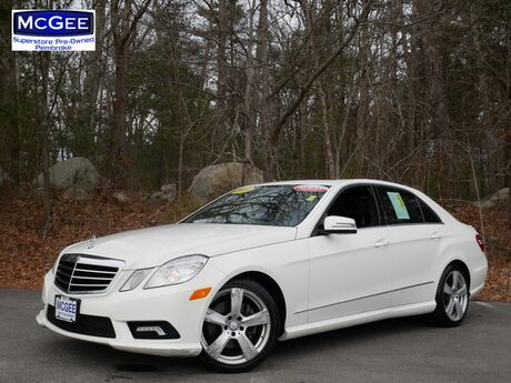 2011 Mercedes-Benz E-Class 4dr Sdn E 350 Luxury 4MATIC® Pembroke MA