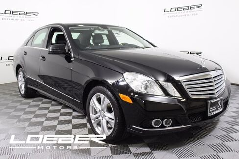 2011_Mercedes-Benz_E-Class_E 350 4MATIC®_ Chicago IL