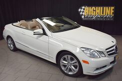 2011_Mercedes-Benz_E-Class_E 350 Cabriolet_ Easton PA