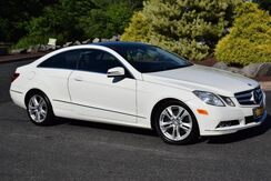 2011_Mercedes-Benz_E-Class_E 350 Coupe_ Easton PA