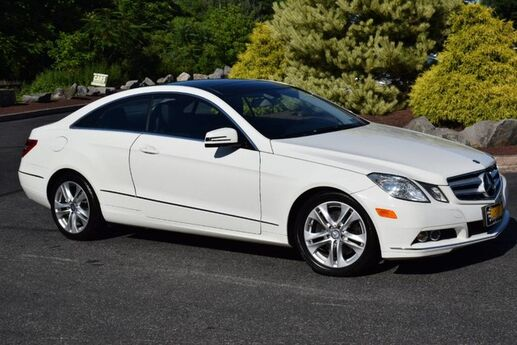 2011 Mercedes-Benz E-Class E 350 Coupe Easton PA