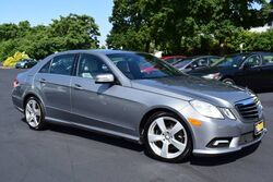 Mercedes-Benz E-Class E 350 Luxury AWD 2011