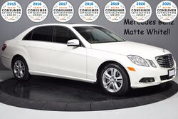 Mercedes-Benz E-Class E 350 Luxury 2011