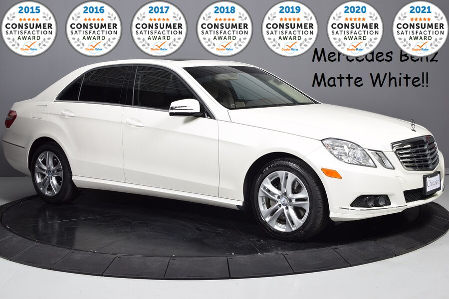 2011 Mercedes-Benz E-Class E 350 Luxury Glendale Heights IL