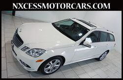 2011_Mercedes-Benz_E-Class_E 350 Luxury WAGON PREMIUM/MULTI-MEDIA PKG CLEAN CARFAX._ Houston TX