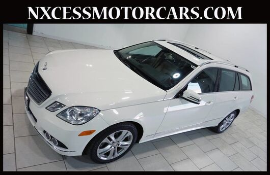 2011 Mercedes-Benz E-Class E 350 Luxury WAGON PREMIUM/MULTI-MEDIA PKG CLEAN CARFAX. Houston TX