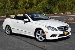 2011_Mercedes-Benz_E-Class_E 550 Cabriolet_ Easton PA