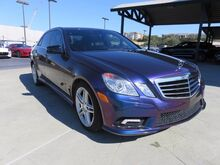 2011_Mercedes-Benz_E-Class_E 550 Luxury_ San Antonio TX
