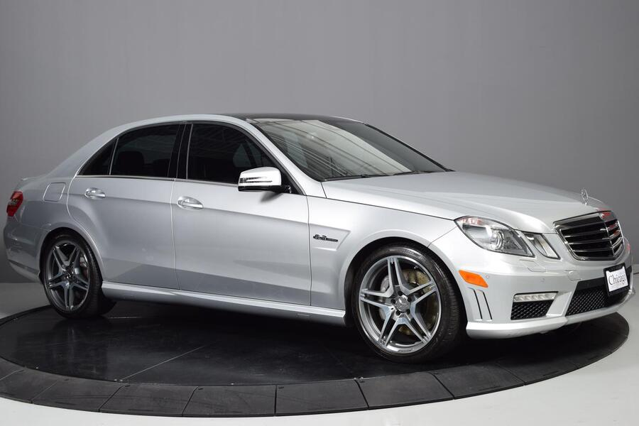 2011_Mercedes-Benz_E-Class_E 63 AMG_ Glendale Heights IL
