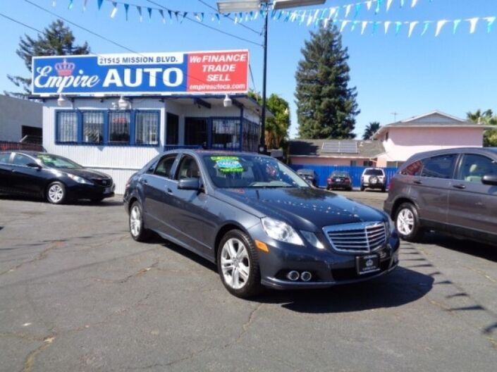 2011 Mercedes-Benz E-Class E350 Sedan Hayward CA