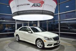 Mercedes-Benz E-Class E550 Sedan 4MATIC 2011