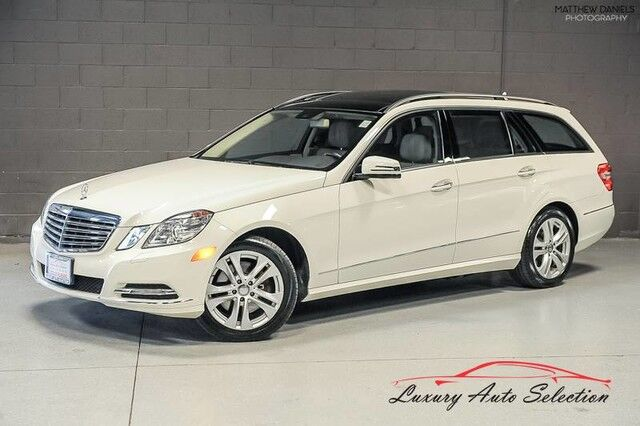 2011 Mercedes-Benz E350 4Matic 4dr Wagon Chicago IL