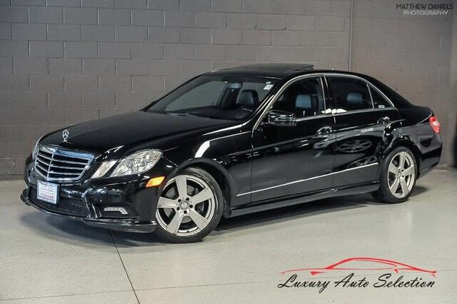 2011_Mercedes-Benz_E350 4Matic Sport_4dr Sedan_ Chicago IL
