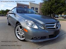 2011_Mercedes-Benz_E350_Convertible_ Carrollton TX