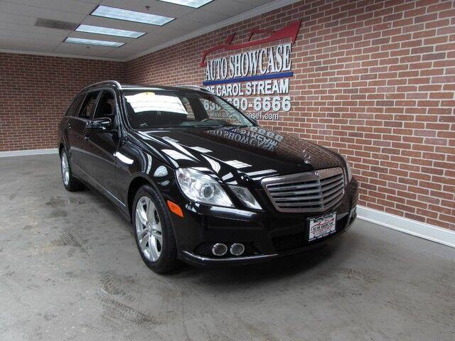 2011 Mercedes-Benz E350 Wagon 4MATIC Navi DVD Carol Stream IL
