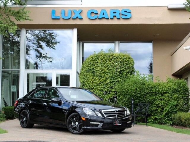 2011 Mercedes-Benz E63 AMG PANOROOF NAV P2 NIGHT-VISION MSRP $99,105 Buffalo Grove IL