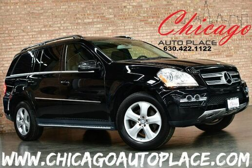 2011 Mercedes-Benz GL-Class GL 450 4MATIC - 4.6L DOHC V8 ENGINE ALL WHEEL DRIVE NAVIGATION BACKUP CAMERA PANO ROOF 3RD ROW SEATS POWER LIFTGATE DUAL ZONE CLIMATE WOOD GRAIN INTERIOR TRIM Bensenville IL