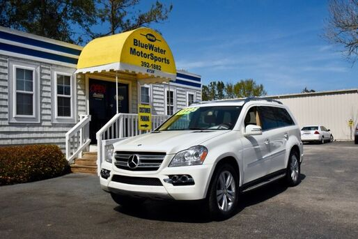 2011_Mercedes-Benz_GL-Class_GL 450_ Wilmington NC