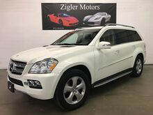 2011_Mercedes-Benz_GL-Class One Owner Clean Carfax Low miles_GL 450 4Matic White GL Appearance Pkg Prem Pkg_ Addison TX