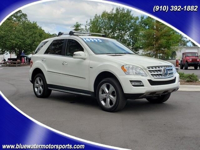 2011 Mercedes-Benz M-Class ML 350 BlueTEC Wilmington NC