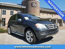 2011_Mercedes-Benz_M-Class_ML 350_ Bluffton SC
