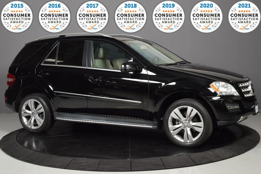 2011_Mercedes-Benz_M-Class_ML 350_ Glendale Heights IL