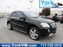 2011_Mercedes-Benz_M-Class_ML 550 V8 5.5L W/SUNROOF 4MATIC AWD_ York PA