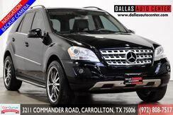 2011_Mercedes-Benz_M-Class_ML350_ Carrollton TX