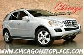 2011 Mercedes-Benz ML350 4MATIC - 3.5L V6 ENGINE ALL WHEEL DRIVE NAVIGATION BACKUP CAMERA REAR TVS BLACK LEATHER HEATED SEATS + STEERING WHEEL POWER LIFTGATE