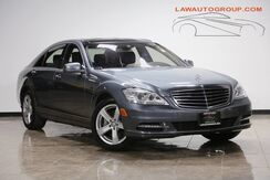 2011_Mercedes-Benz_S 550 4Matic_Pano Roof/ Heated Steering Wheel_ Bensenville IL