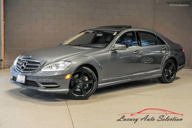 2011_Mercedes-Benz_S 550 Sport 4Matic_4dr Sedan_ Chicago IL