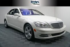 2011_Mercedes-Benz_S-Class_S 550_ Hickory NC