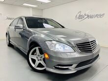 2011_Mercedes-Benz_S-Class_S 550_ Dallas TX