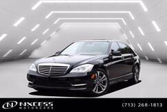 2011_Mercedes-Benz_S-Class_S 550 Sport_ Houston TX