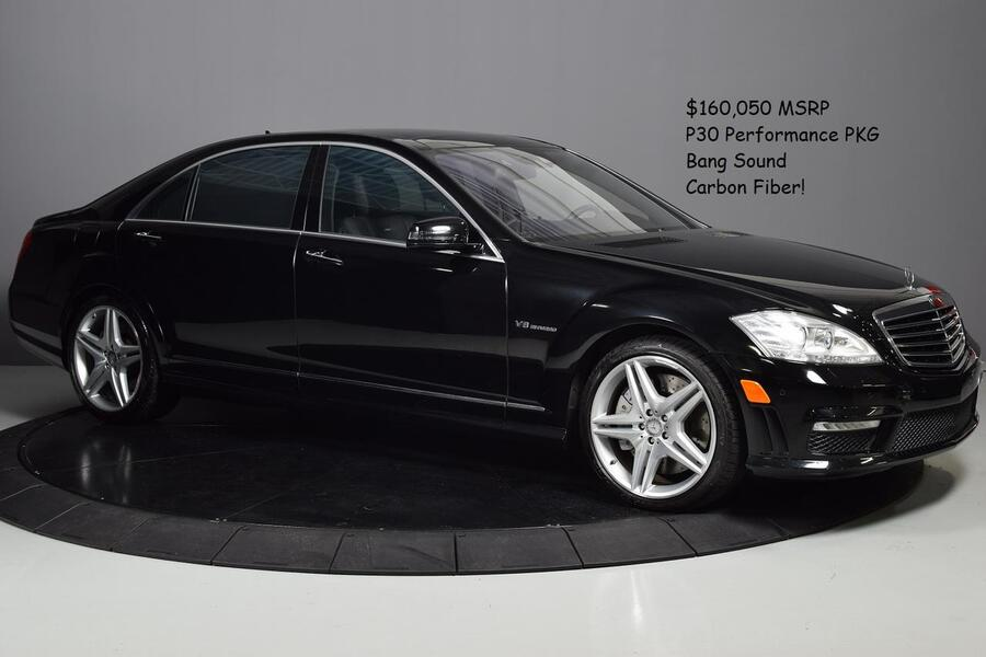 2011_Mercedes-Benz_S-Class_S 63 AMG_ Glendale Heights IL